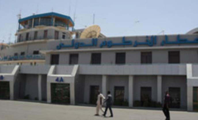 Sudanese Airport Deploys Axis Network Cameras