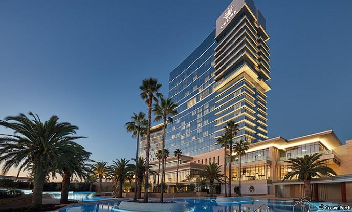 Geutebrueck secures Perth Crown Casino with IP video solution technology