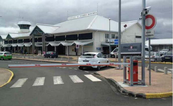 Axis helps Noumea airport move to IP