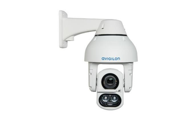 Avigilon launches new H4 IR PTZ camera line