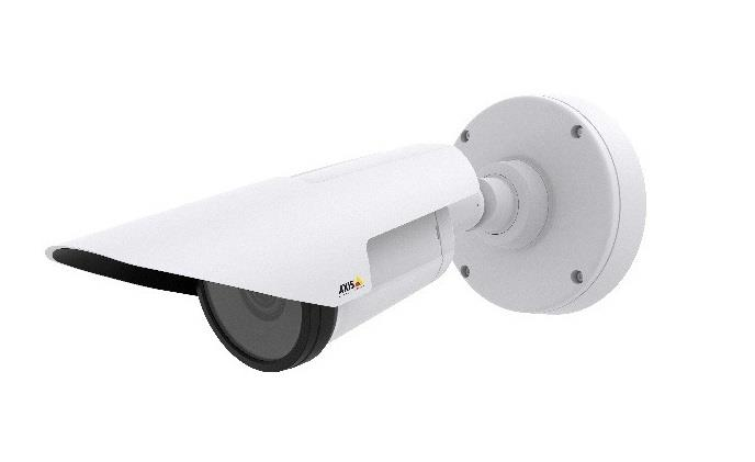 Axis introduces two new bullet-style HDTV network cameras for difficult light conditions