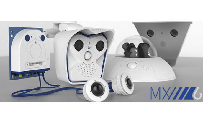 Mobotix Mx6 Camera line is complete