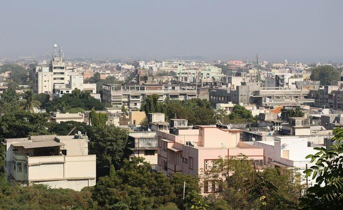 How a growing city in India reduced its crime rate by 25%