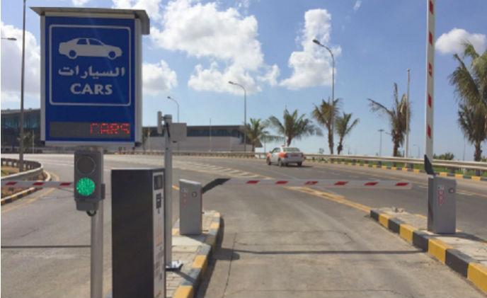 HUB Parking and Nedap offer smooth traffic flow at Salalah Airport