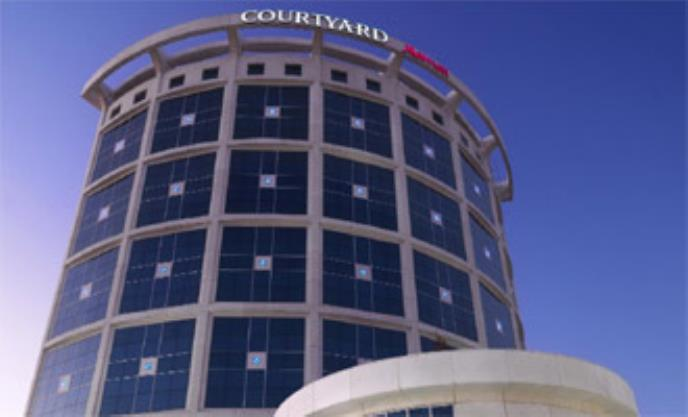 Istanbul Marriott Courtyard Hotel Deploys Bosch Security Solutions
