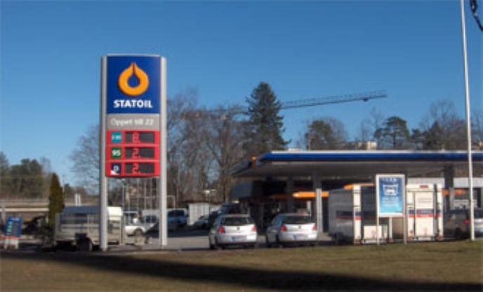 IQinVision, Milestone Systems and Niscayah Fight against Gasoline Theft