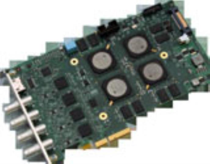 Stretch Introduces High Resolution DVR Add-in Card for Video Surveillance OEMs