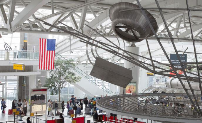 JFK Terminal One improves with Milestone video