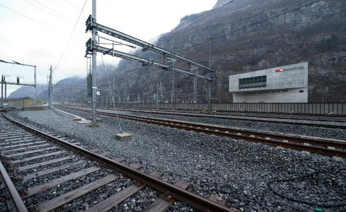 Hexagon software aids emergency response in Gotthard Base Tunnel