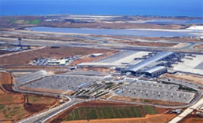 Nedap Upgrades Cyprus Larnaka and Paphos Airport
