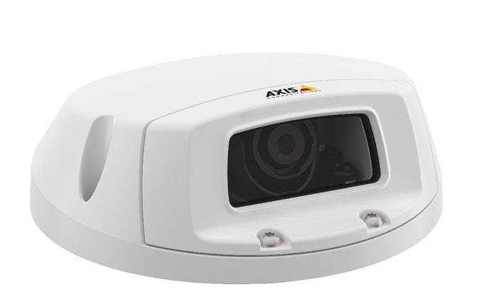 Axis launches rugged cameras designed for outdoor use on vehicles
