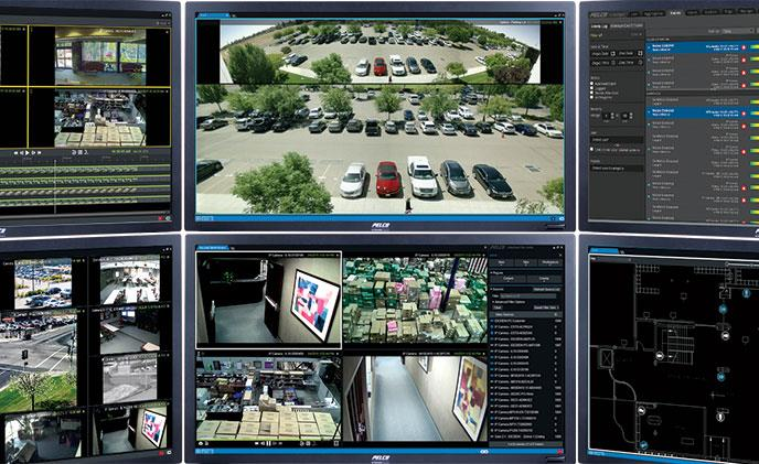 Enhance casino security and surveillance operations with enterprise VMS solutions