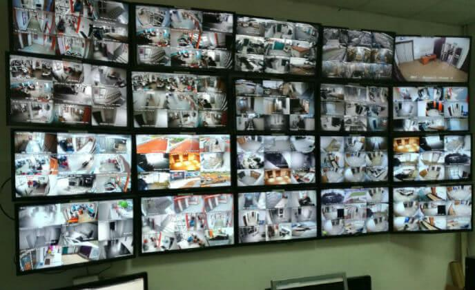 Hikvision networked surveillance solution secures Orange Cameroon