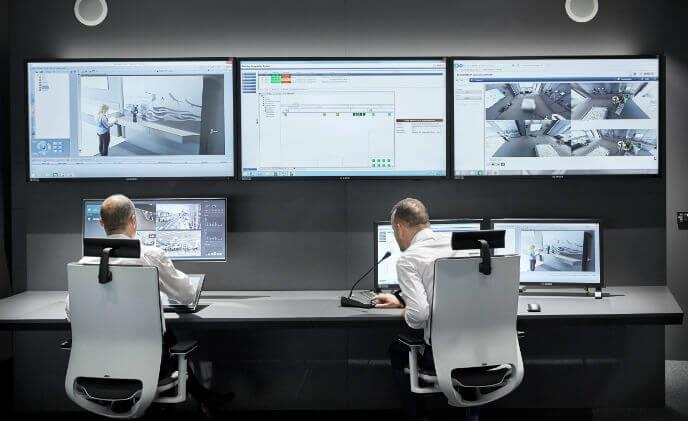 Bosch VMS 8.0 enables stitching of multiple cameras into single overview