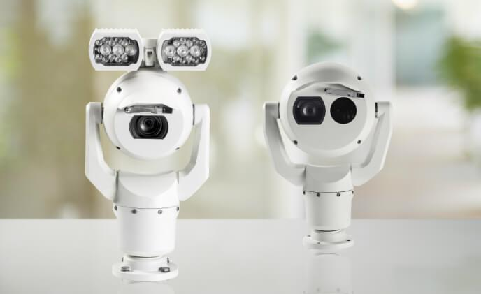 Bosch MIC IP cameras: Extremely intelligent cameras for extreme conditions