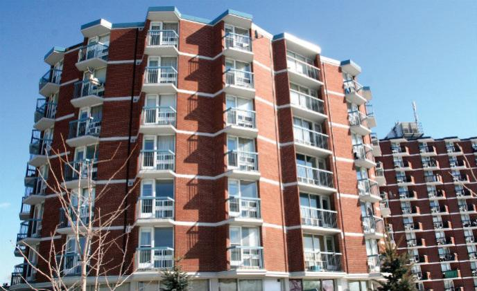 March Neworks ensures safety at Toronto Community Housing