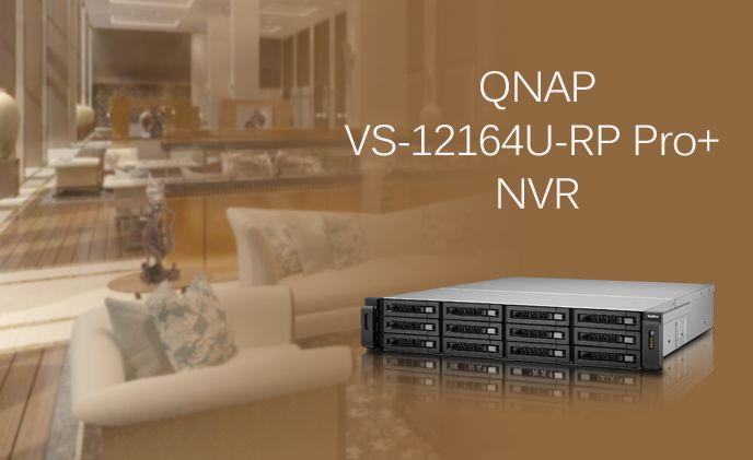 Fairmont Jakarta Safeguards the Security of Guests With QNAP VioStor NVR Solution