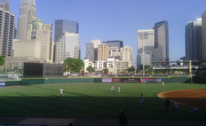 Genetec protects BB&T Ballpark with video surveillance and access control