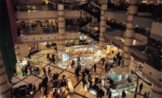 Transforming Shopping Center Surveillance with IP Video