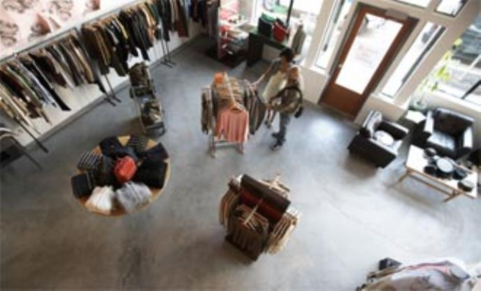 Retailers Improve Service with Smart Security