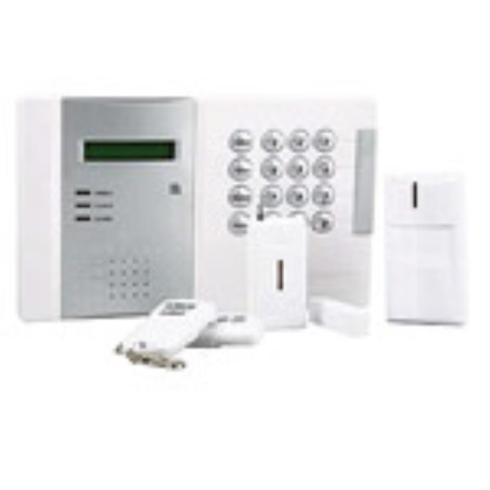 Wireless Alarm Control Panels Safeguard Homes