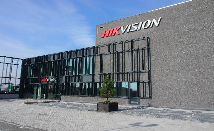 Hikvision opens new European head office