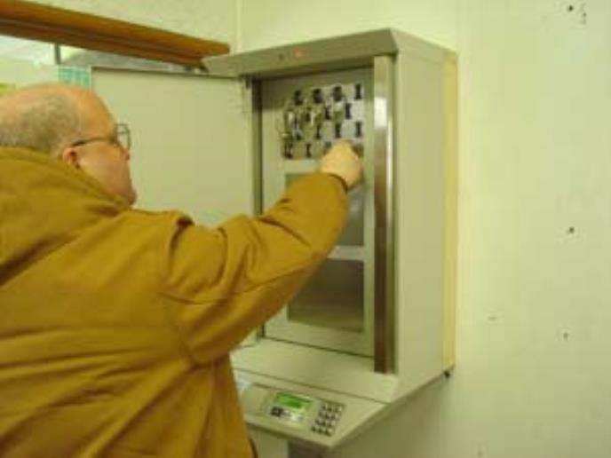 Transportation Authority in Pennsylvania, U.S. Uses KeyWatcher