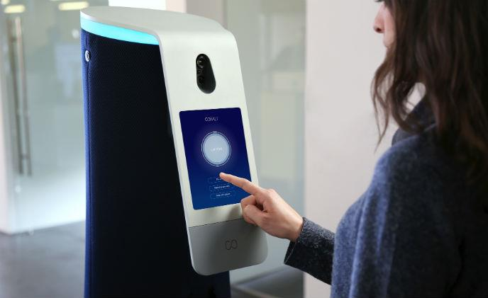 Office security robot as intelligent as a self-driving car