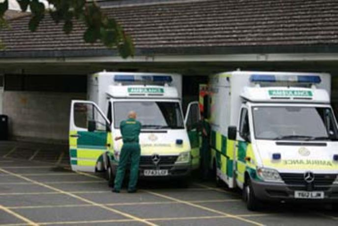 Paxton Access Network Access Control Secures UK Hospital
