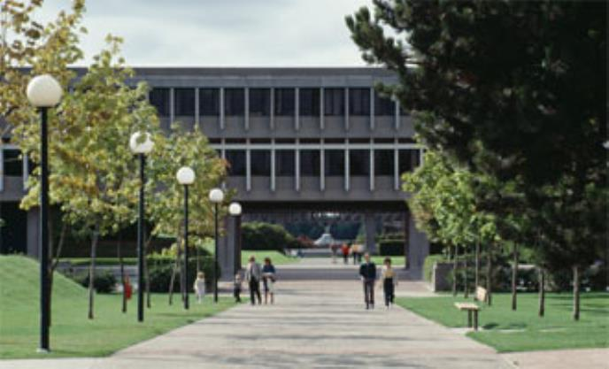 Geutebruck Surveillance System Helps Conquer Theft and Vandalism on Campus