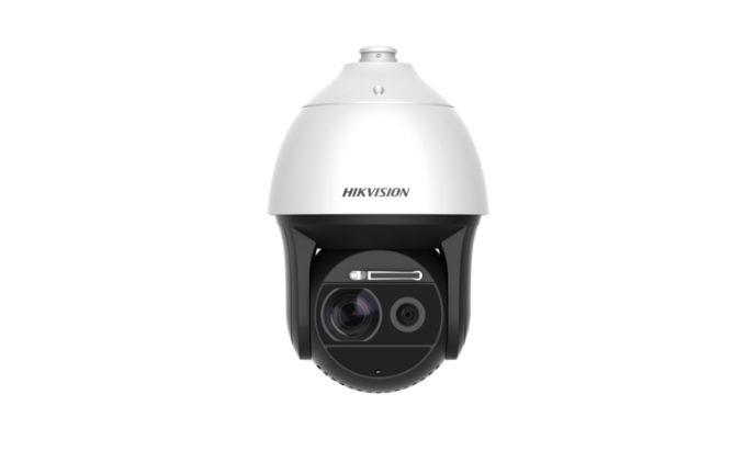 Hikvision new speed dome camera sees further with stable images