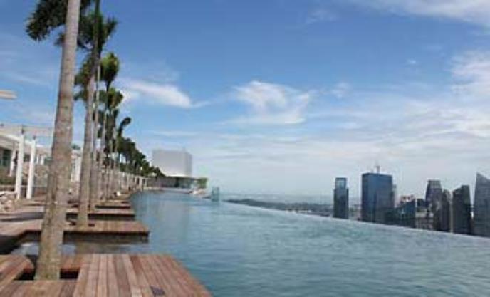 CEM Access Control Solutions Reside at Singaporean Resort
