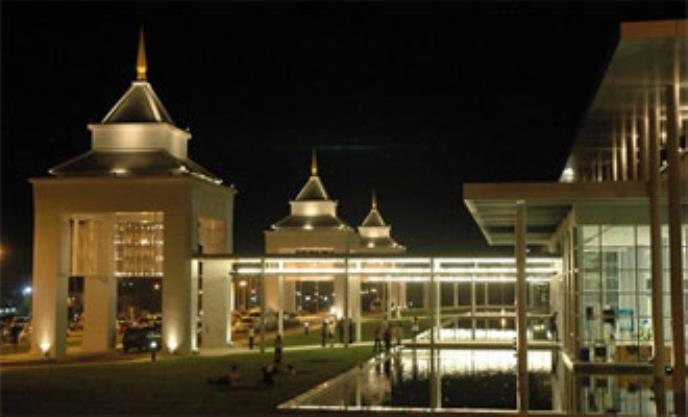 Bosch Equips Thai Convention Center with Surveillance and Communication Systems