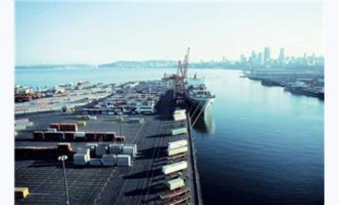 Stacking Up Security at Seaports
