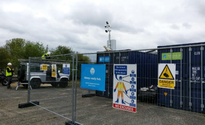 Thames Water ensures generators are always ready with EyeLynx