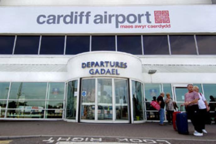 IndigoVision Surveillance System Soars at UK Airport