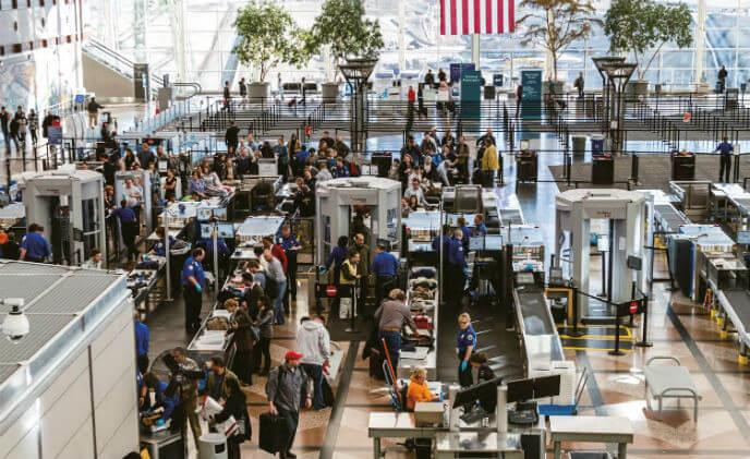 Facial recognition helps airports tackle access control head on