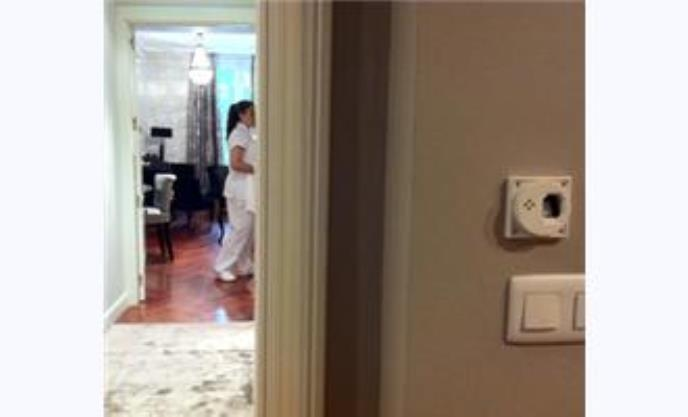 Luxury Apartments in Spain Choose Wireless Biometrics from Databac
