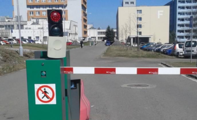 Nedap serves Czech hospital with automatic vehicle identification