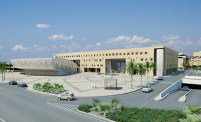 CEM Systems Integrated Solutions Secure Saudi Arabian King Khalid University Hospital