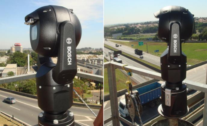 Autoban upgrades highway monitoring with Bosch video cameras