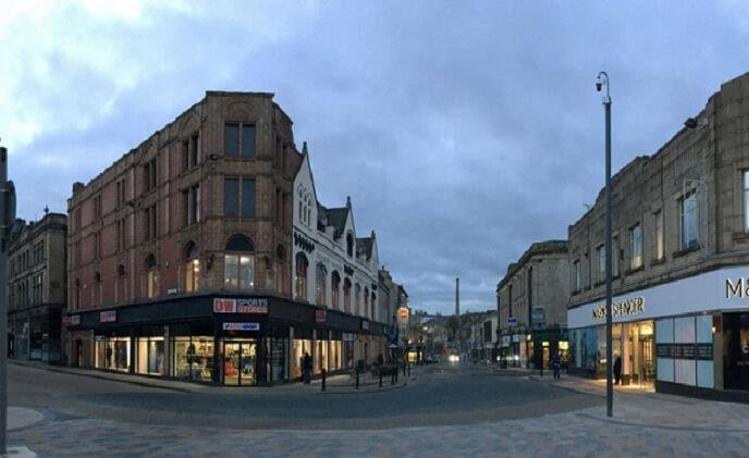 Burnley Town Center upgrades surveillance network with Siklu's mmWave radios