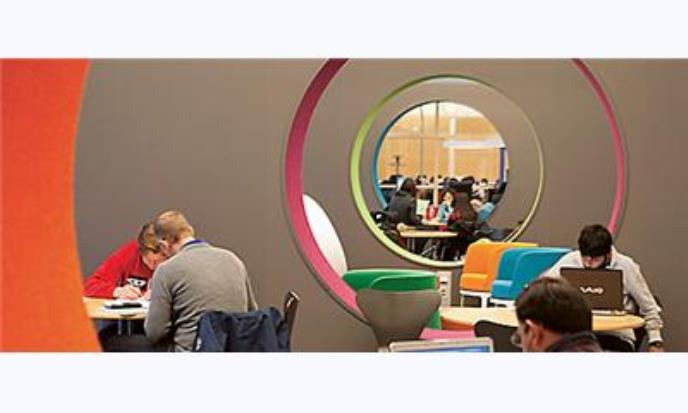 Swedish University Relies on Assa Abloy Access System
