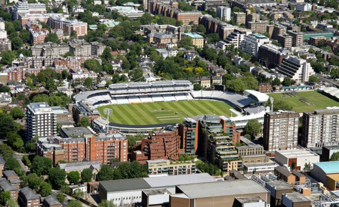 Lord's Cricket Ground plays it safe with Vanderbilt