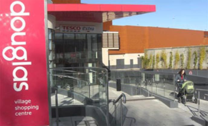 Irish Shopping Center Purchases Milestone and Axis Security Solutions