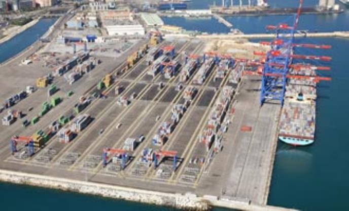 IndigoVision IP Surveillance Optimizes Spanish Container Company Management