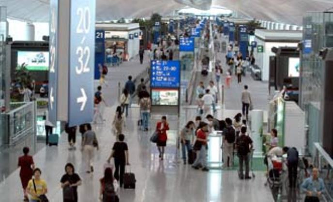 CEM Biometric Readers Take off at Hong Kong International Airport