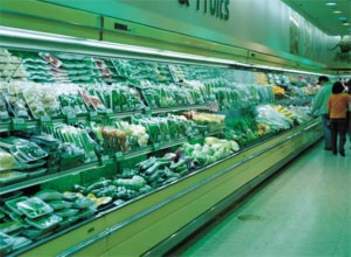 Mobile Shoppers at Farmer's Grocery Stores Benefit from Legic