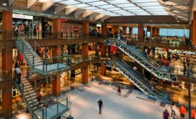 Bosch Prevents Spanish Shopping Mall from being on Fire