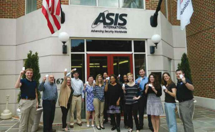 ASIS International enhances surveillance with Axis